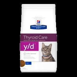 Hill's Cat Y/d Gestione Ipertiroidismo