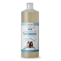 Derbe Natural Derma Pet Detergente Casa Antiodore 1L