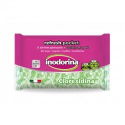 Inodorina Salviette Poket Clorex 15p