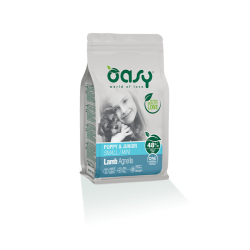 Oasy Dog Puppy&Junior Mini Kg.2.5