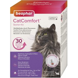 Beaphar Cat Comfort Calming Starter Kit - Diffusore + Ricarica