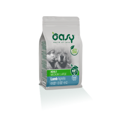 Oasy Dog Adult All Breeds - Agnello