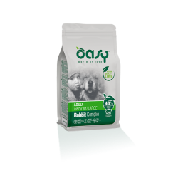 Oasy Dog Adult All Breeds - Coniglio