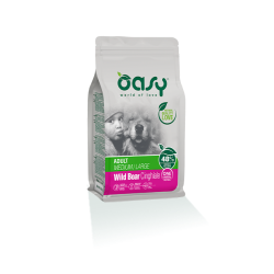 Oasy Dog Adult Medium/Large - Cinghiale