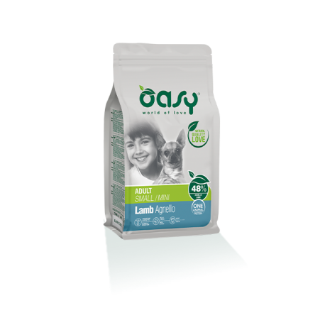 Oasy Dog Adult Mini Kg.2.5