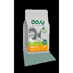 Oasy Dog Adult Small/Mini - Maiale