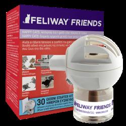 Feliway Friends Diffusore + Ricarica 30 Giorni - 48ml