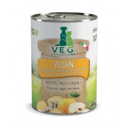 V.E.G. Vegan Patate, Mela e Fagioli 400g