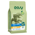 Oasy Dog Puppy&Junior Large - Pollo