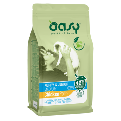 Oasy Dog Puppy junior medio