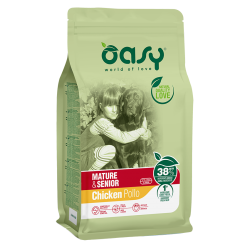 Oasy Dog Mature/senior 3 Kg