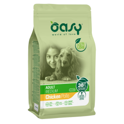 Oasy Dog Adult Medium