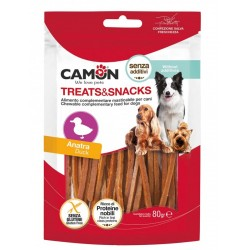 Camon Treats&Snack Bastoncini all'Anatra 80g