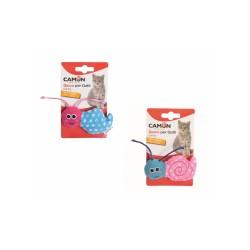 Gioco Gatto Chiocciola Rosa-azzurro