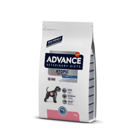 Advance Dit Dog Atopic Medmax Trt3 K