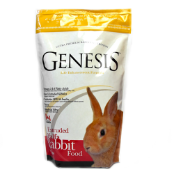 Genesis Alfalfa Mangime Estruso per Conigli - 5Kg