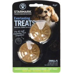 Starmark Everlasting Treat Original Domed - Snack Vegetale - 2 pezzi