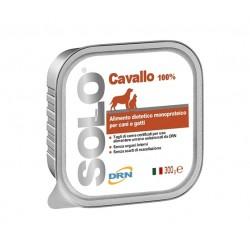 DRN Solo Cavallo - Alimento Monoproteico Gluten Free