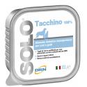 DRN Solo Tacchino - Alimento Monoproteico Gluten Free