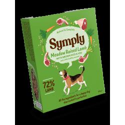 Symply Tray Ad/lamb+veg. Gr.395