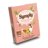 Symply Tray Ad/salmon/pot.g.395