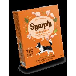 Symply Tray Ad/tacchino+veg.gr.395