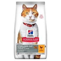 Hill's Cat Ad.steriliz.pollo Gr.300