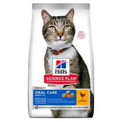 Hill's Cat Adult Speciality Oral Care - Pollo