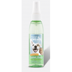 Tropiclean Fresh Breath Oral Care Spray - Peanut Butter