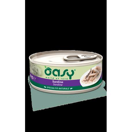 Oasy Cat Specialità Naturali - Sardine 150g