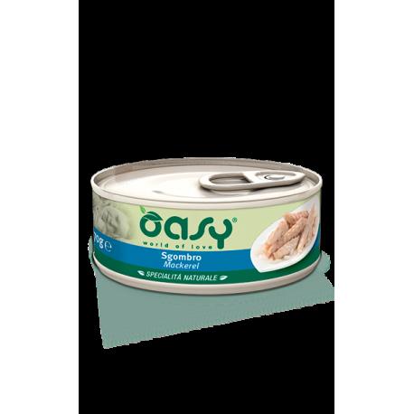 Oasy Cat Specialità Naturali - Sgombro 150g
