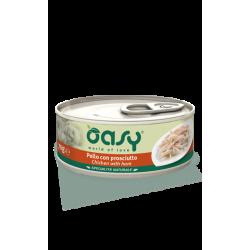 Oasy Cat Specialità Naturali - Pollo con Prosciutto 70g