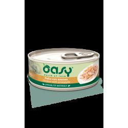 Oasy Cat Specialità Naturali - Pollo con Ananas 70g