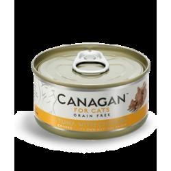 Canagan Cat Tonno/pollo Gr.75