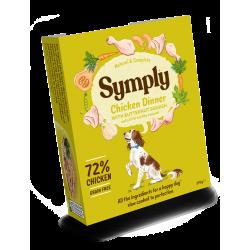 Symply Tray Ad.pollo Dinner G.395