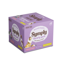Symply Variety Pack G.free (12)