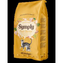 Symply Cat Pollo Al-lifestages 375 G