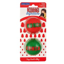Kong Holiday Signature Balls