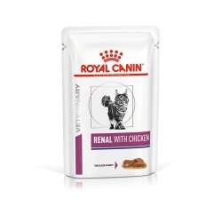 Royal Canin Vet Cat Renal Pollo - Busta 85g