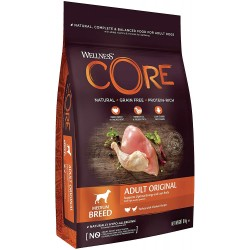 Wellness CORE Original Adult Medium Breed - Tacchino e Pollo
