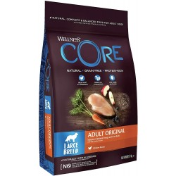 Wellness CORE Adult Large Breed - Tacchino e Pollo