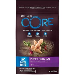 Wellness CORE Puppy Large Breed - Tacchino e Pollo