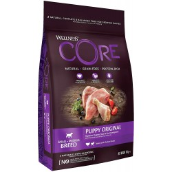 Wellness CORE Puppy Original Small/Medium Breed - Tacchino e Pollo