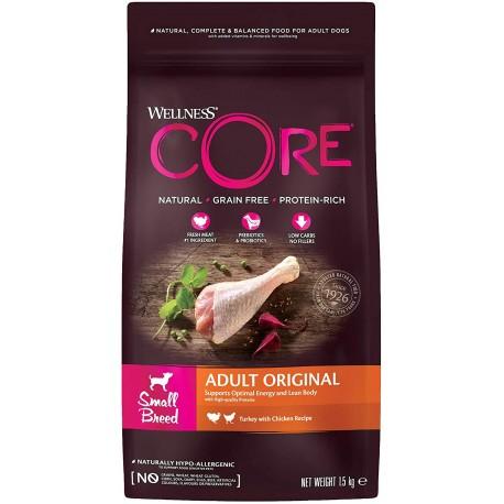 Wellness CORE  Small Breed Original Tacchino