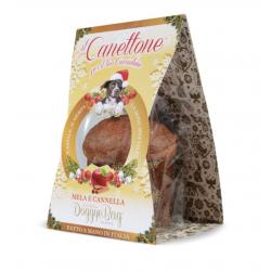 DoggyeBag Canettone Artigianale Mela e Cannella 135g