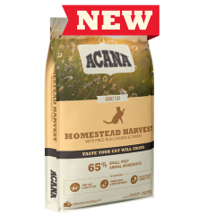 Acana Cat Homestead Harvest Gr.340