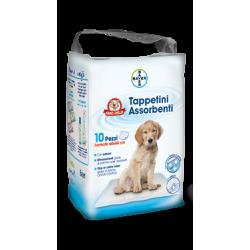 Bayer Pet Casa Clean Tappetini Multipack 60x60 - 10pezzi
