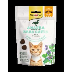 Gimborn GimCat Crunchy Snacks Anatra con Erba Gatta 50g