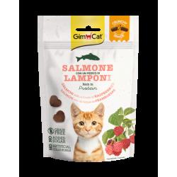 Gimborn GimCat Crunchy Snacks Salmone con Lamponi 50g
