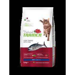Natural Trainer Cat Adult - Tonno